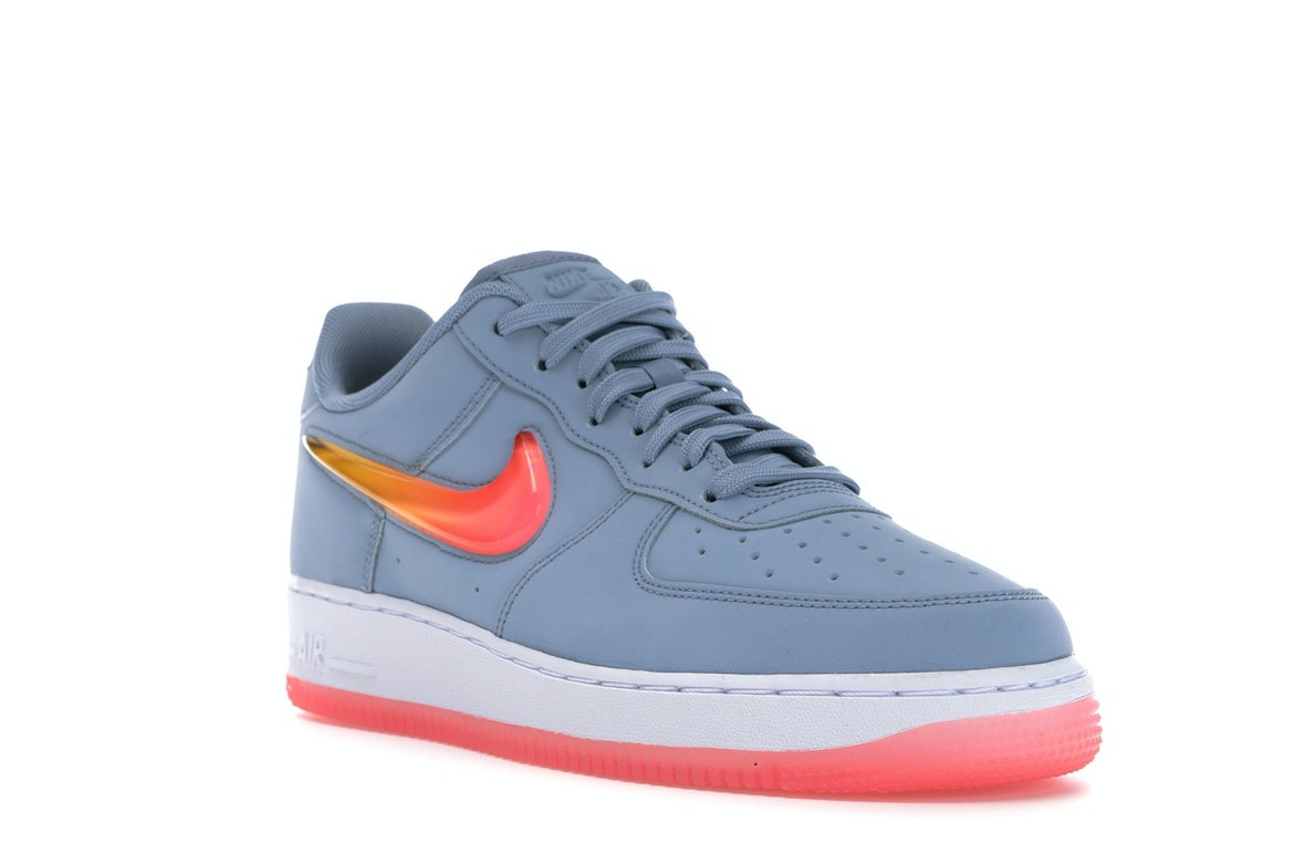 Air Force 1 Low Jelly Jewel Obsidian Mist