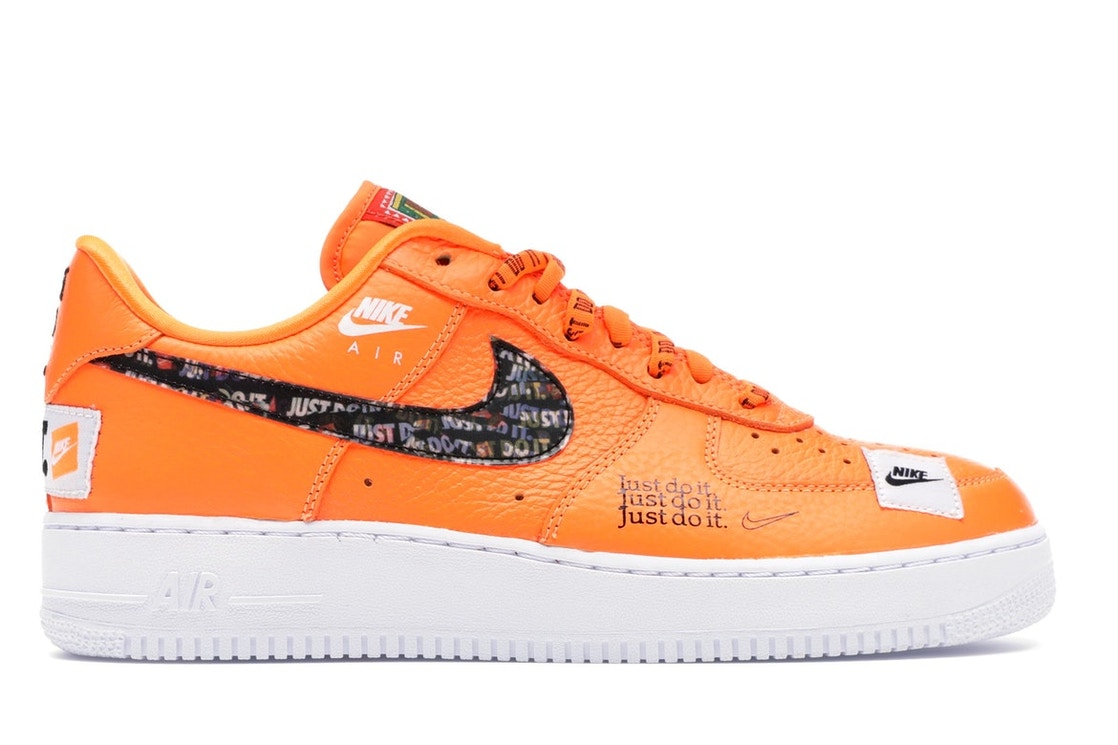ecffb553f294 Air Force 1 Low Just Do It Pack Total Orange - AR7719-800