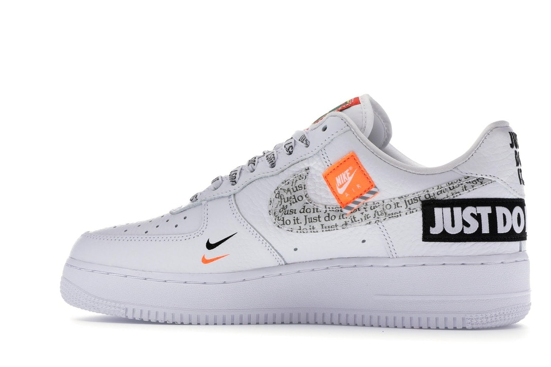 fce576b159c1 Air Force 1 Low Just Do It Pack White Black - AR7719-100