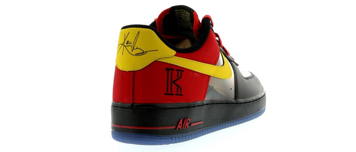 Air Force 1 Low Kyrie Irving Black Red 687843 001