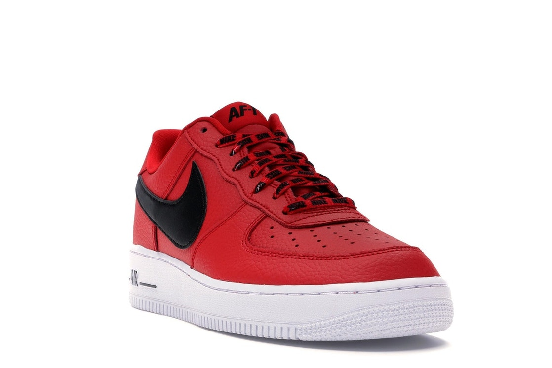 37f4f64d5517 Air Force 1 Low NBA University Red - 823511-604