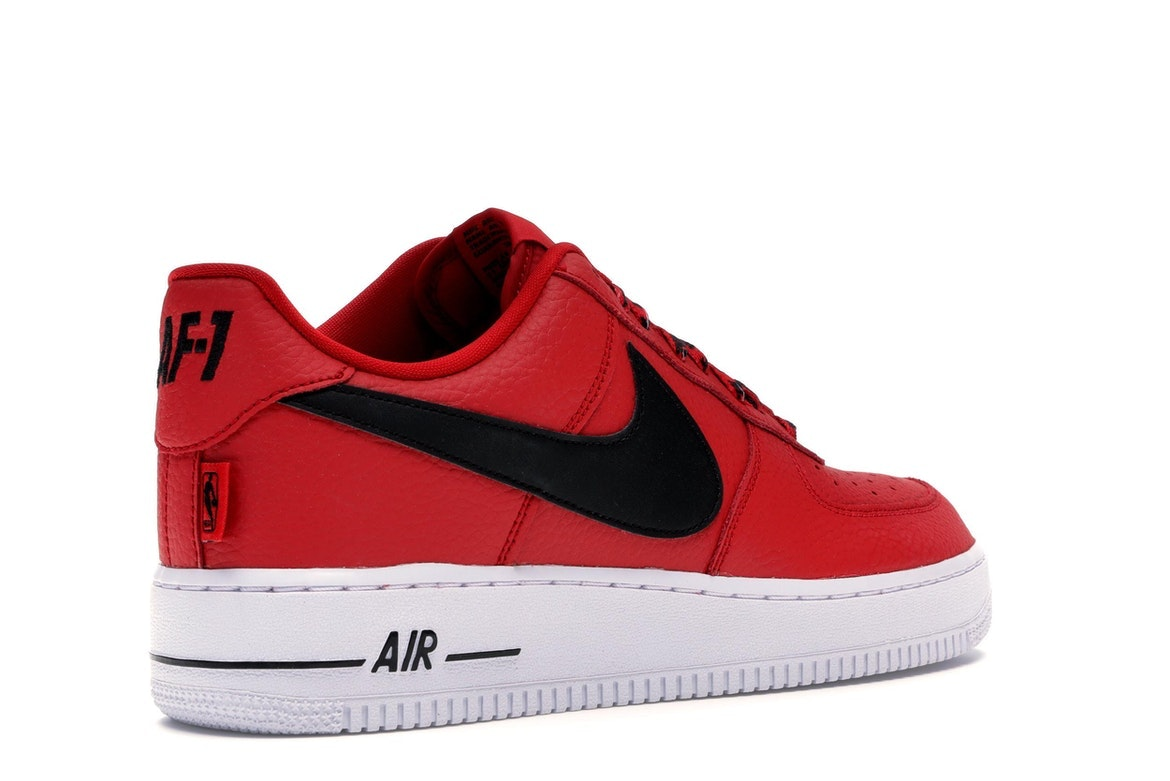 Air Force 1 Low NBA University Red (GS)