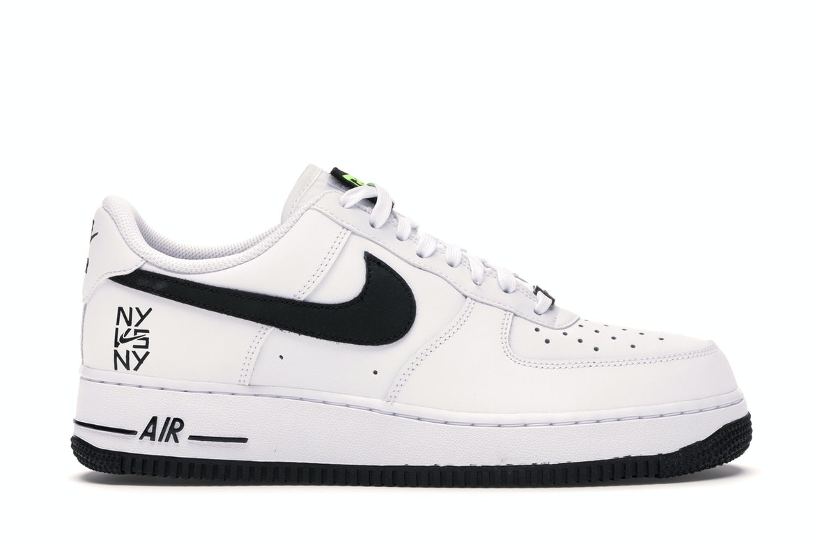nike air force 1 blanche et or