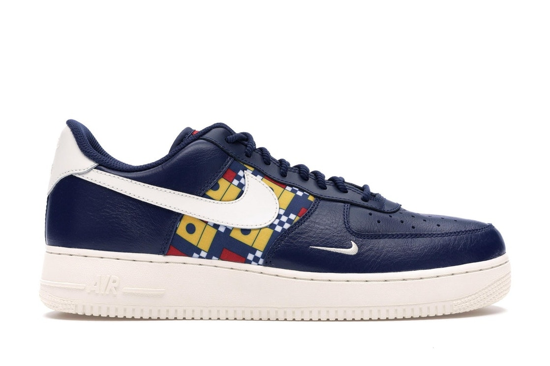 detailed look b21a9 f9ab6 Sell. or Ask. Size  9.5. View All Bids. Air Force 1 Low Nautical Redux