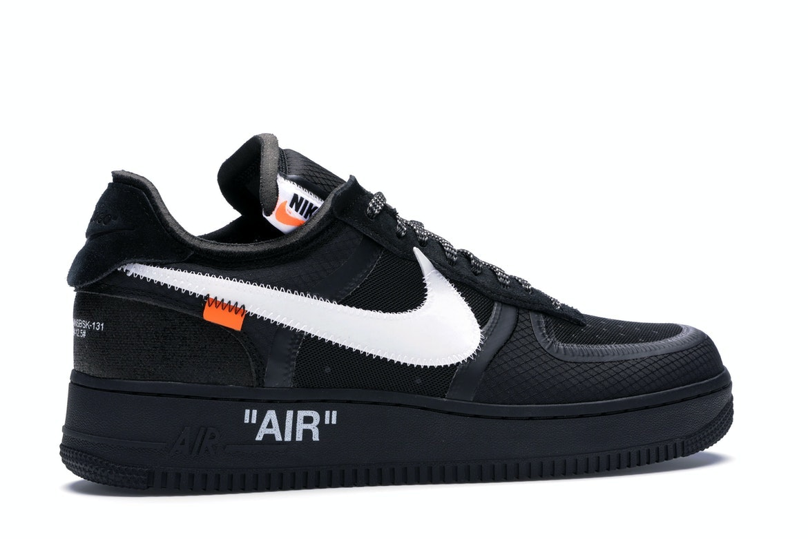 air force 1 low x off white