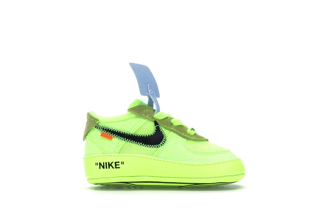super popular 2f33f 454ad Sell. or Ask. Size 1. View All Bids. Air Force 1 Low Off-White Volt ...