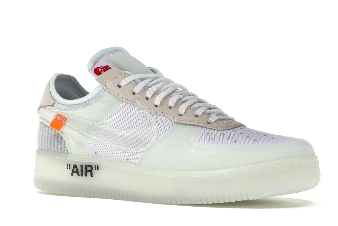 heno Noble aumento  Nike Air Force 1 Low Off-White - AO4606-100