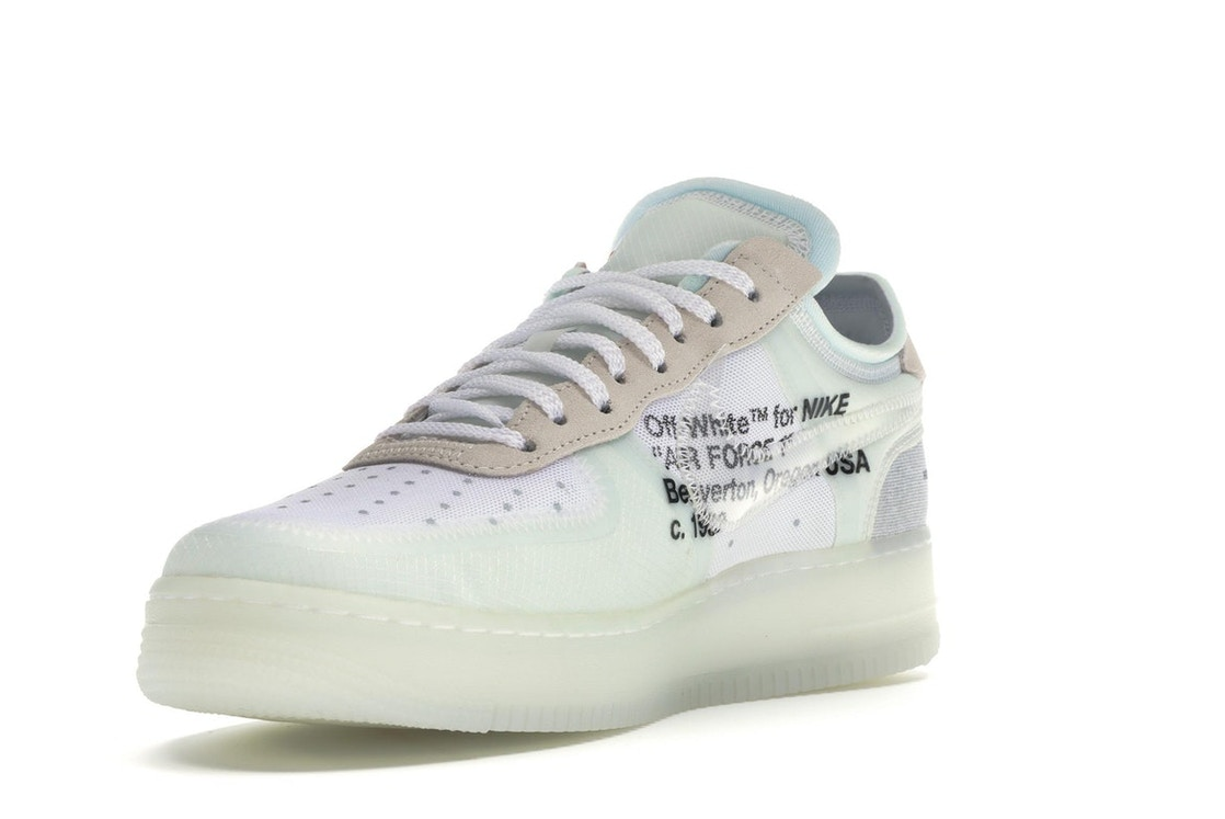 uk availability bf2f4 f25fb Air Force 1 Low Off-White - AO4606-100