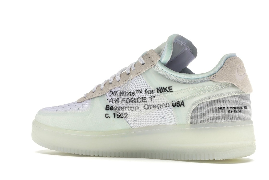 innovative design incredible prices website for discount Nike Air Force 1 Low Off-White - AO4606-100