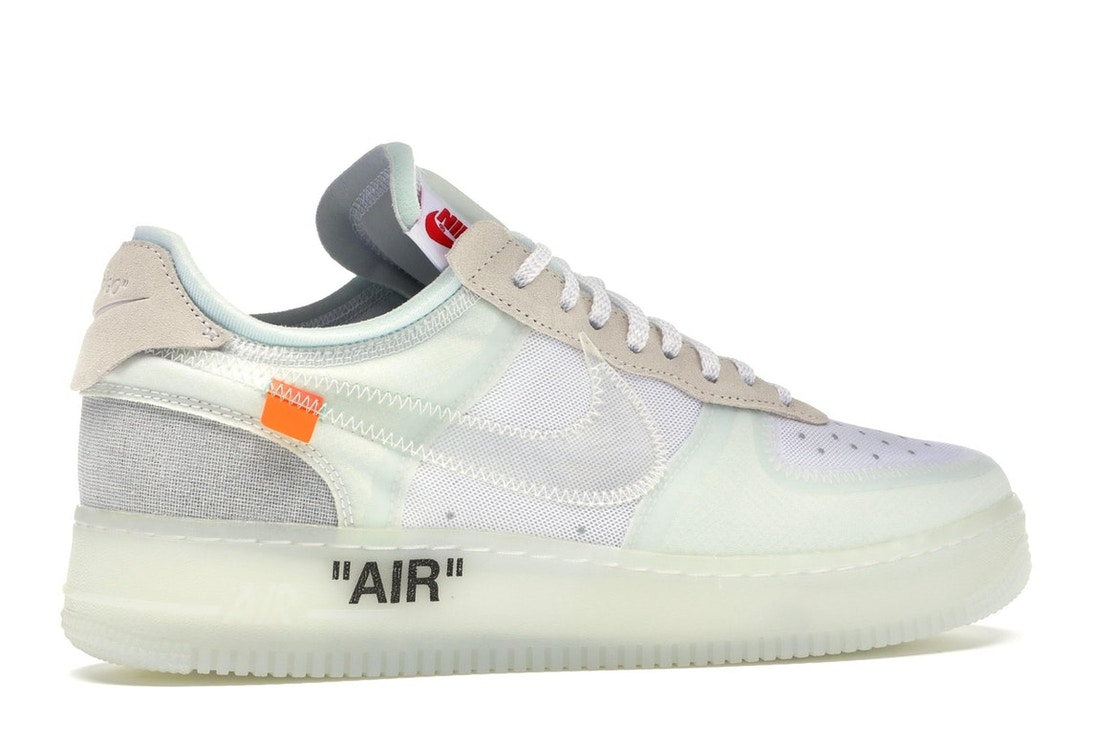 order 2018 shoes new lifestyle Air Force 1 Low Off-White