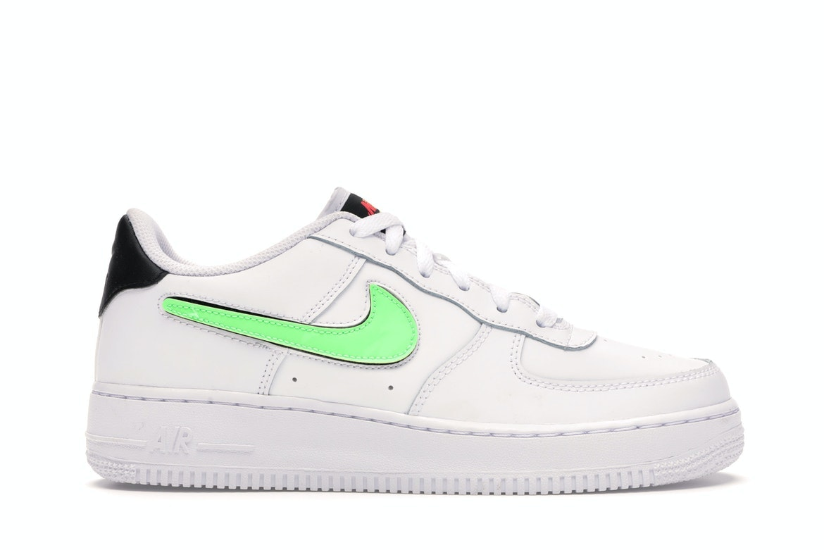 Nike Air Force 1 Low Removable Swoosh