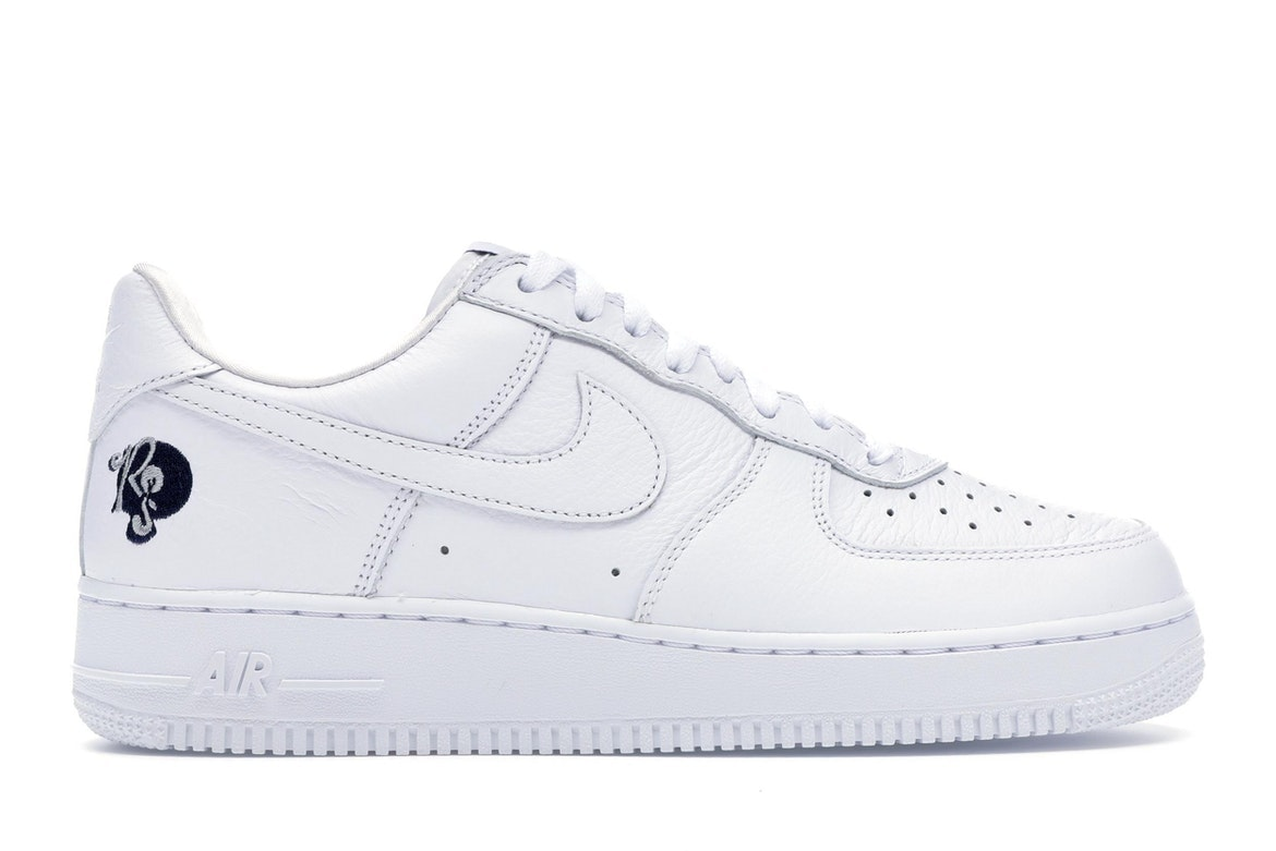 Nike Air Force 1 Low 'Roc A Fella' White For Sale