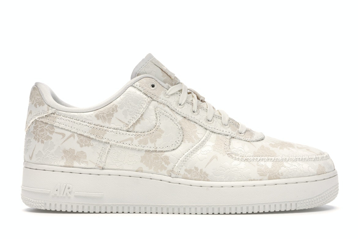 nike air force one floral