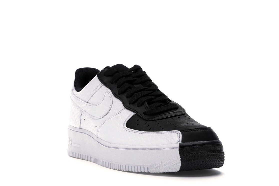 classic fit 46795 3cb36 Air Force 1 Low Split White Black