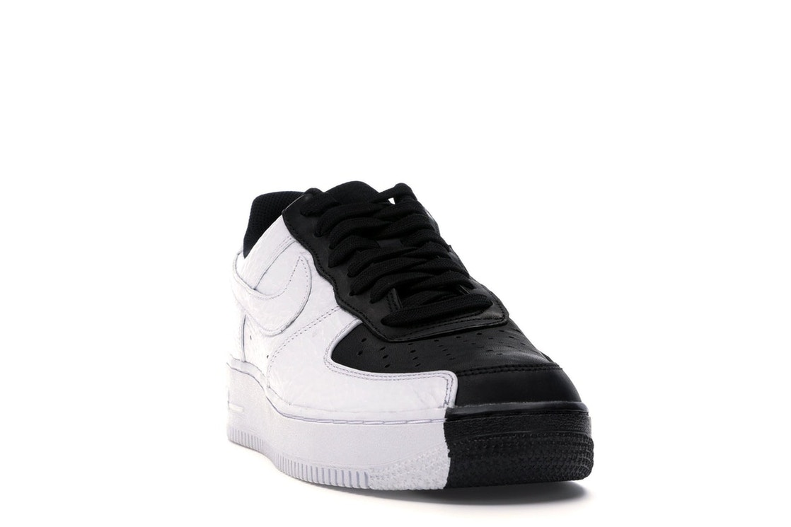 super popular 7b7a4 90e7d Air Force 1 Low Split White Black - 905345-004