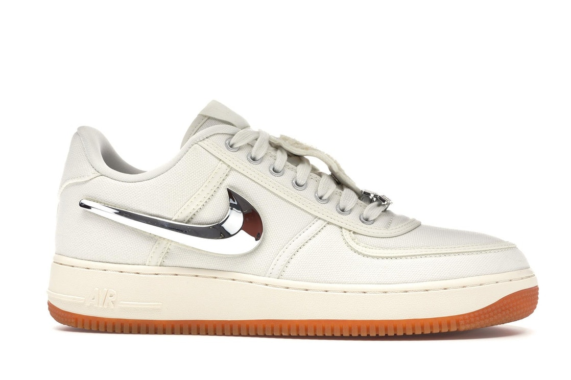 save off ed55d 47d2a Air Force 1 Low Travis Scott Sail
