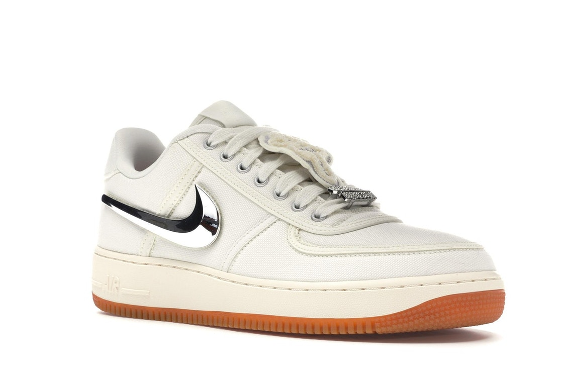b0972282a Air Force 1 Low Travis Scott Sail - AQ4211-101
