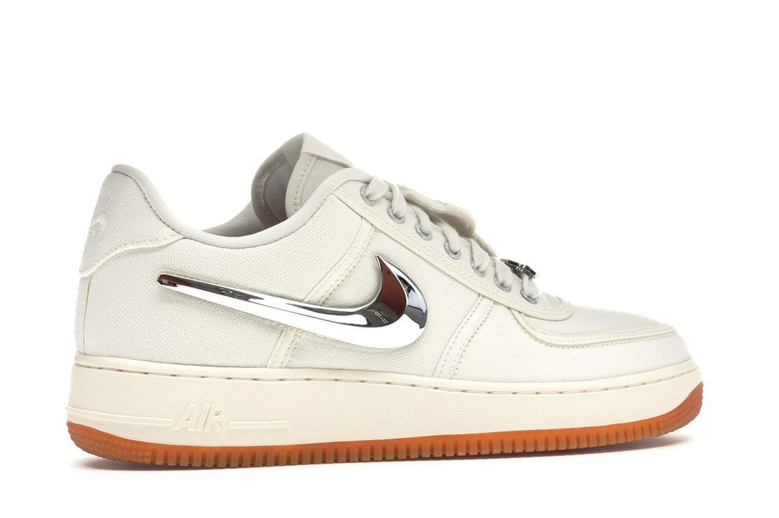 0dce4a7b579 Air Force 1 Low Travis Scott Sail - AQ4211-101