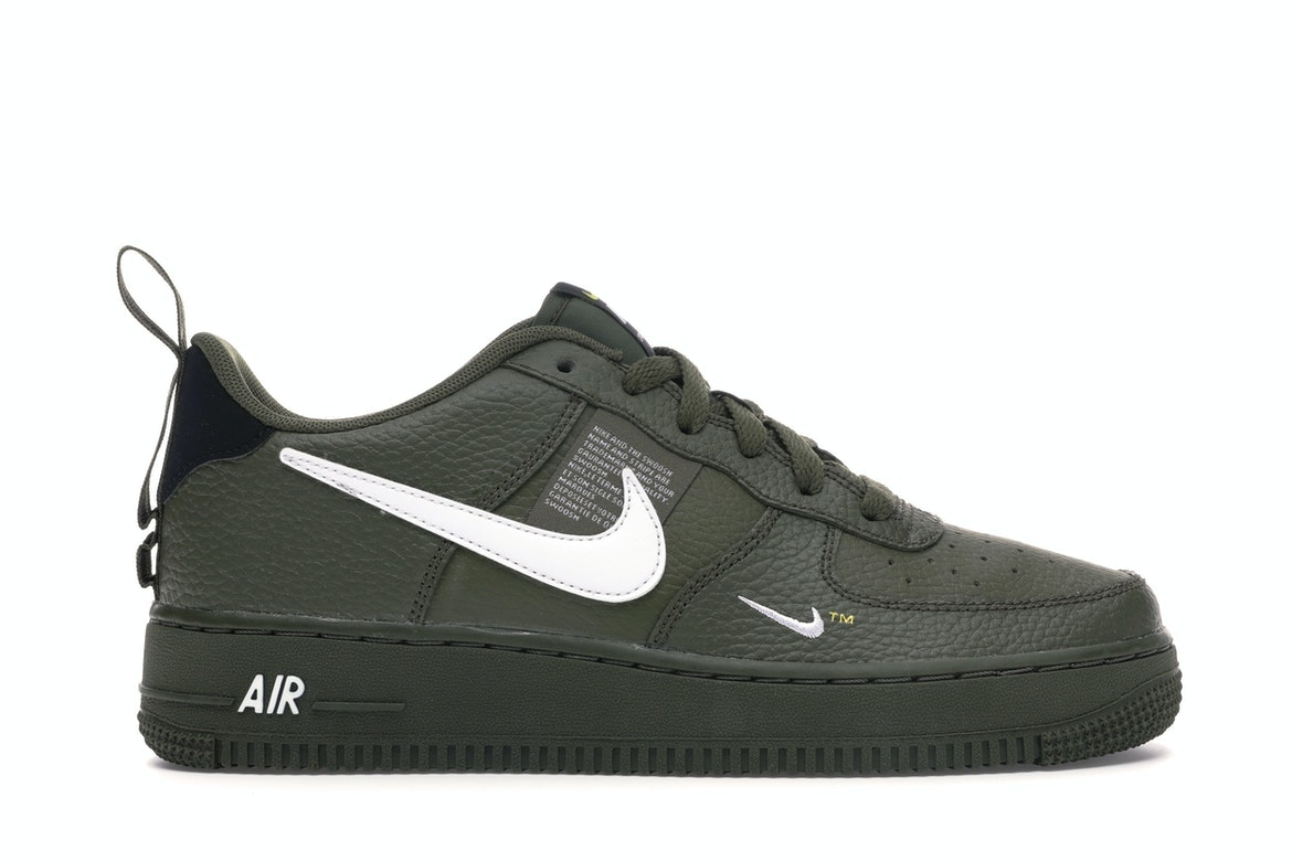 Air Force 1 Low Utility Olive Canvas (GS)
