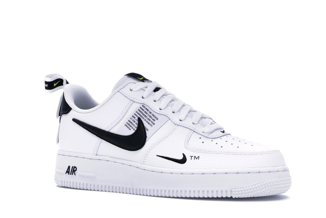 buying now buy best great deals Air Force 1 Low Utility White Black