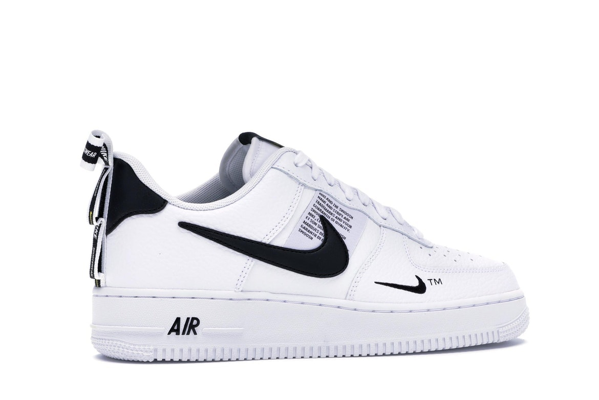 air force 1 low utility blanche femme