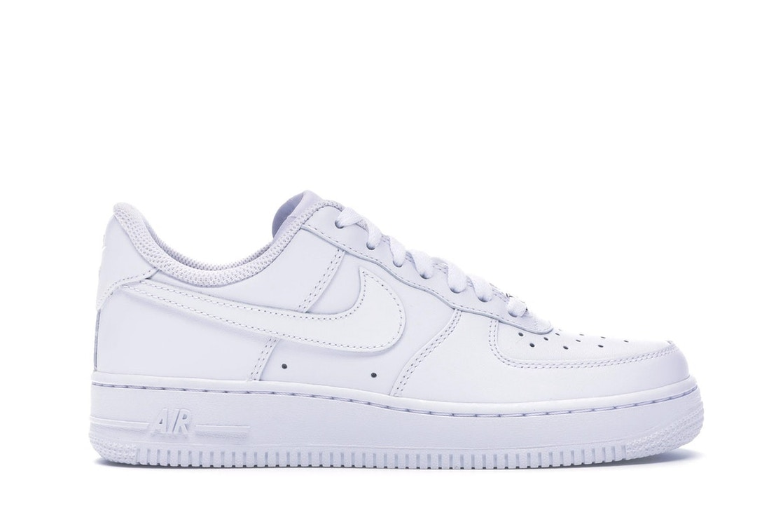 size 40 56001 4a384 Sell. or Ask. Size  6W. View All Bids. Air Force 1 Low White 2018 (W)