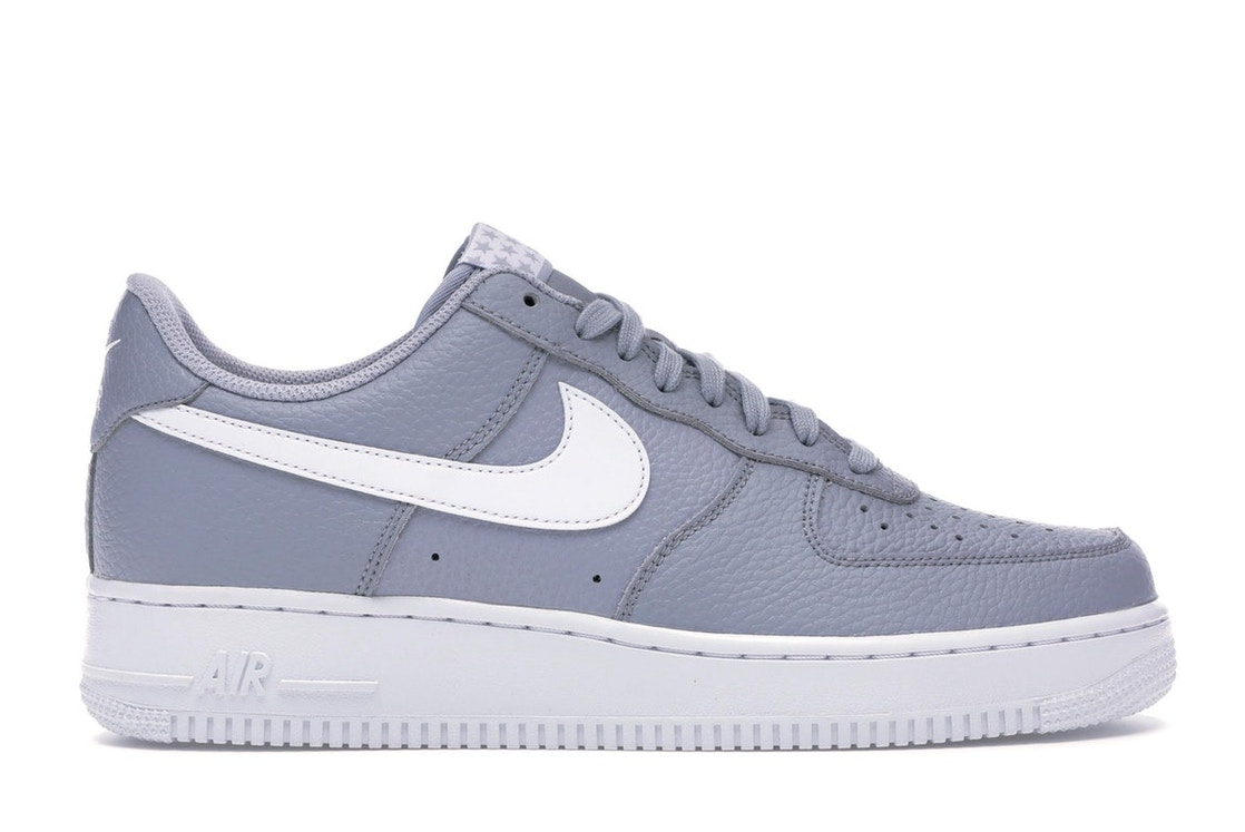 newest 0ff9f 66f9f Air Force 1 Low Wolf Grey White