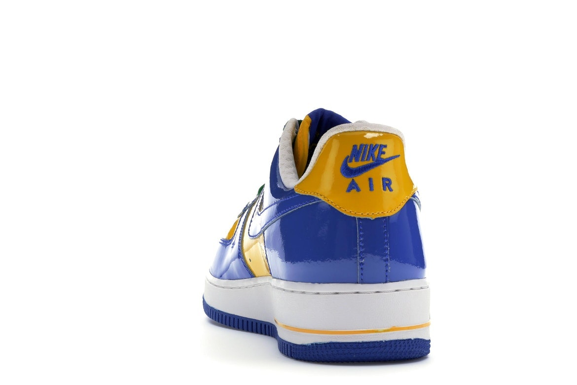 Air Force 1 Low World Cup Brazil