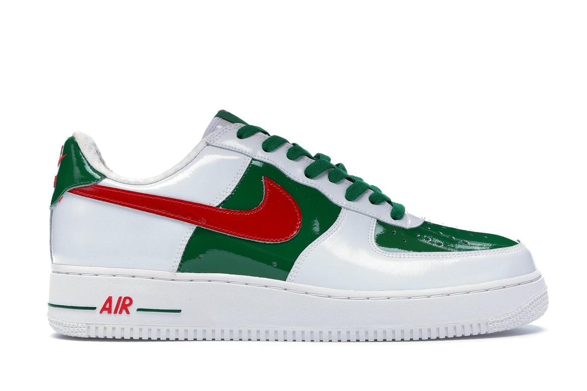 Nike Air Force 1 Premium Mexico World Cup Men's Size 12