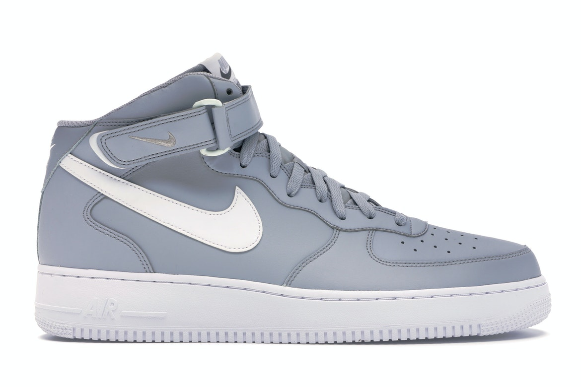Browse All Discount Nike Air Force 1 Mid Wolf Grey