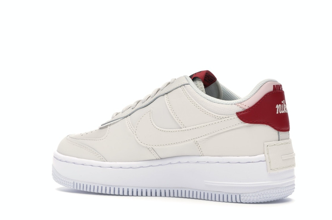 Nike Air Force 1 Shadow Phantom W Ci0919 003 The third option dubbed phantom/echo pink includes a light grey upper paired with a red outline on the swoosh. nike air force 1 shadow phantom w