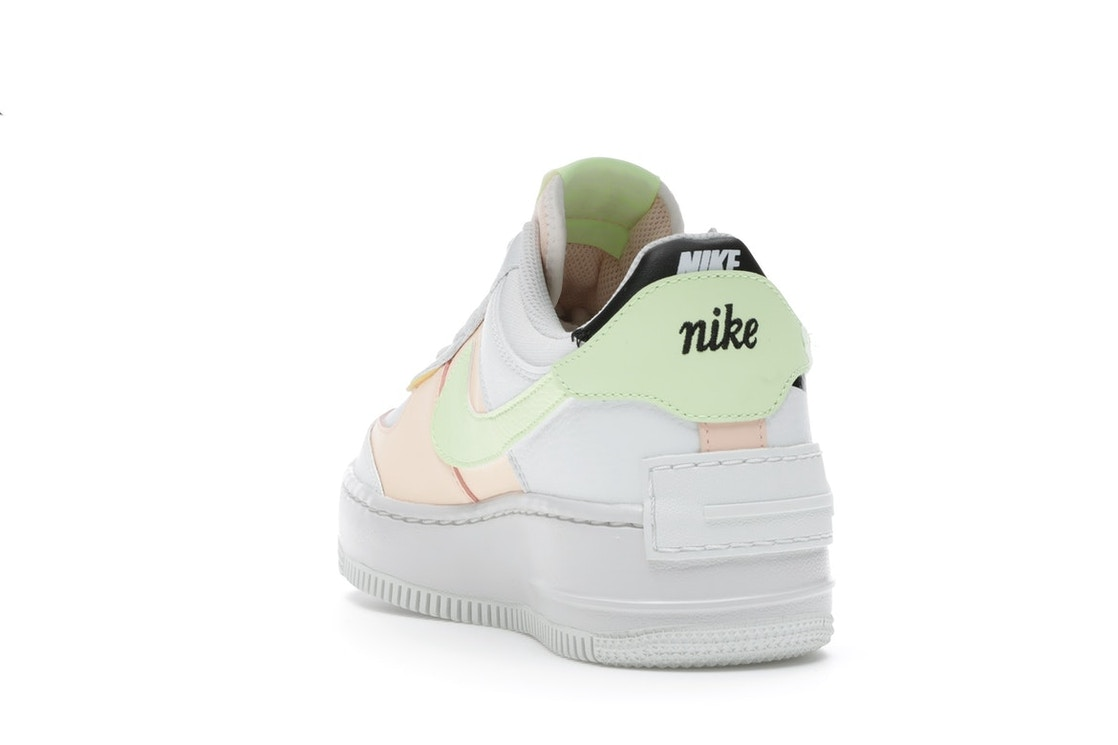 Nike Air Force 1 Shadow Summit White Barely Volt Crimson Tint W Ci0919 107 Nike air sole with air units units contain pressurised air that compresses on impact for lightweight, durable cushioning sporting some of the most wanted sneakers in the game, browse air max 90s and air force 1s. nike air force 1 shadow summit white barely volt crimson tint w