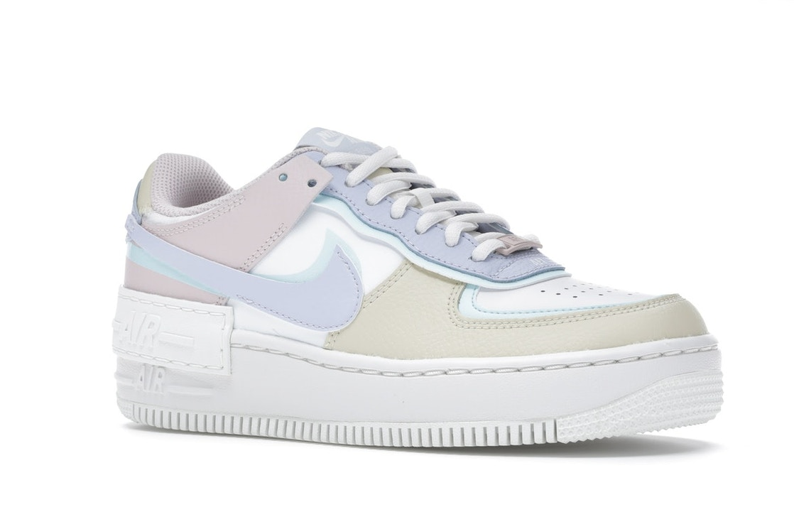 Nike Air Force 1 Shadow White Glacier Blue Ghost W Ci0919 106 Ci0919 106 | summit white/glacier blue/fossil/ghost. nike air force 1 shadow white glacier blue ghost w