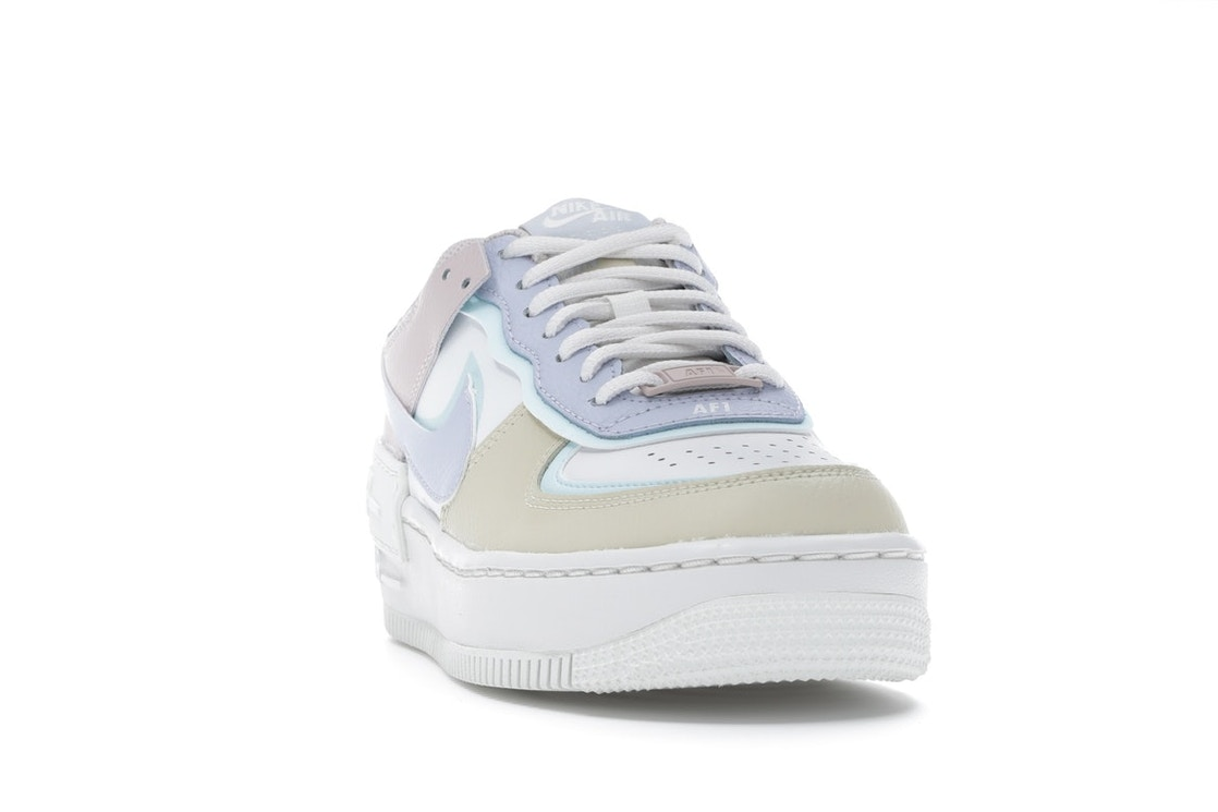Nike Air Force 1 Shadow White Glacier Blue Ghost W Ci0919 106 Air force 1 (pastel) shadow white glacier blue ghost. nike air force 1 shadow white glacier blue ghost w