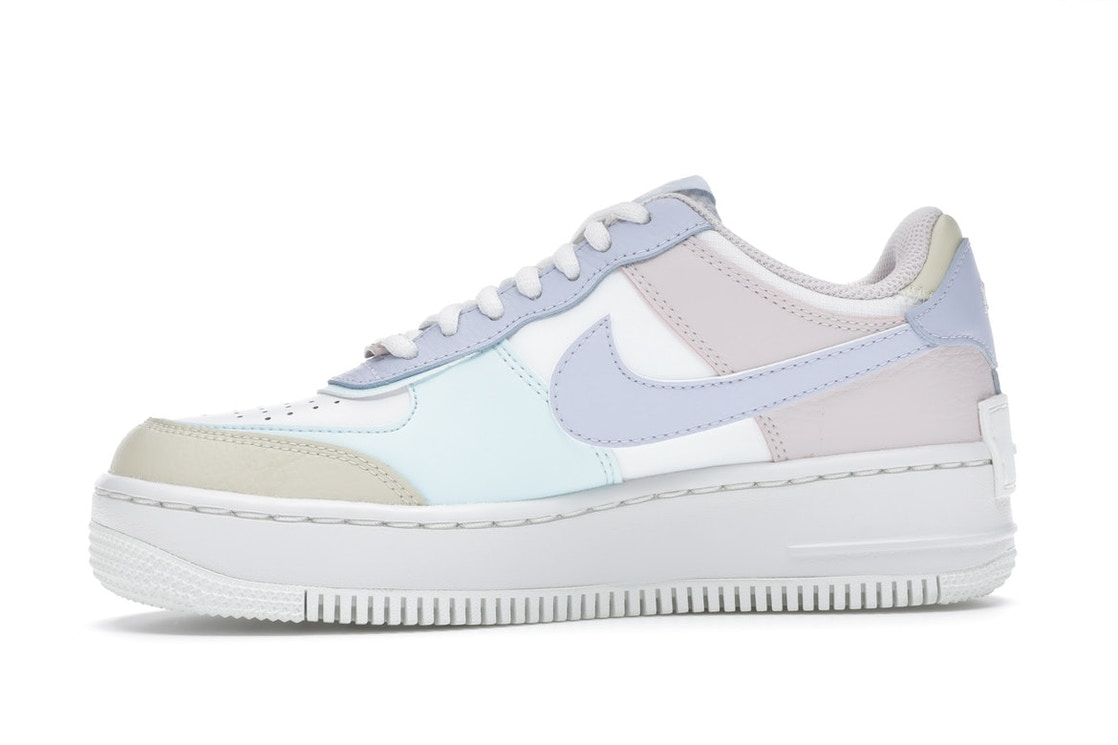 Nike Air Force 1 Shadow White Glacier Blue Ghost W Ci0919 106 Nike air force 1 07 lv8 high 'burgundy/white'. nike air force 1 shadow white glacier blue ghost w