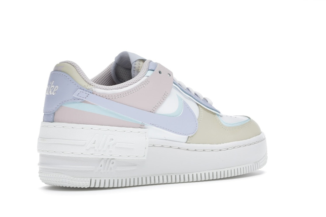 Nike Air Force 1 Shadow White Glacier Blue Ghost W Ci0919 106 Nike air force 1 low white pink foam. nike air force 1 shadow white glacier blue ghost w