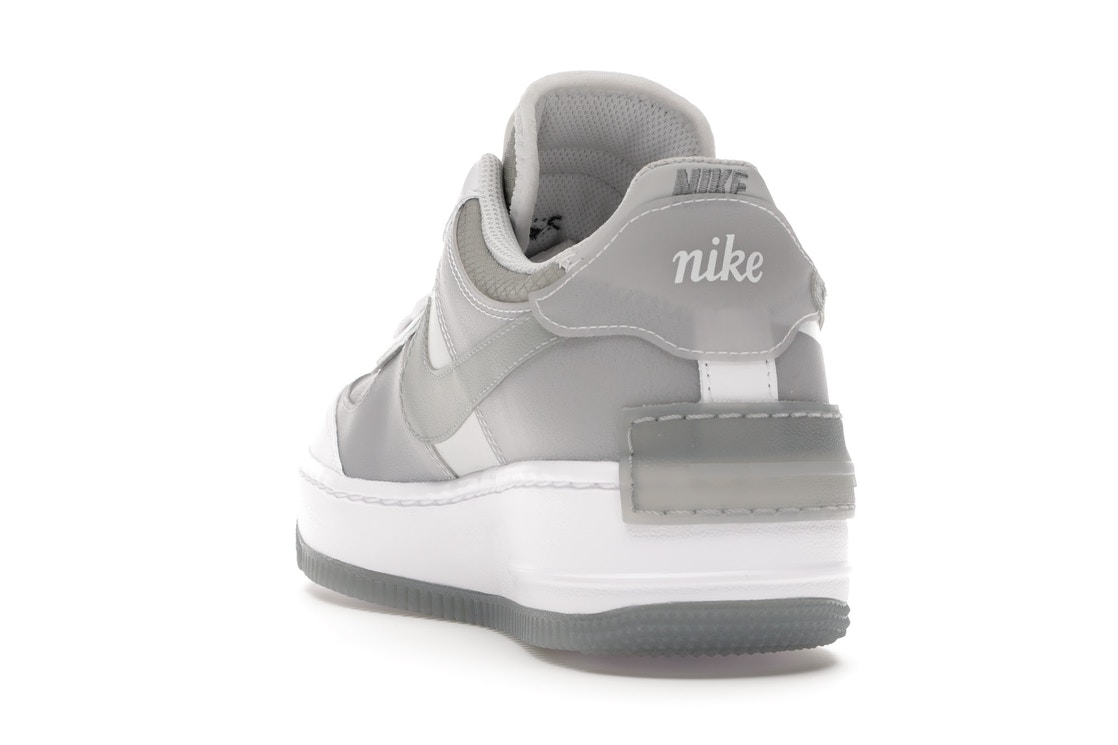 Nike Air Force 1 Shadow White Grey W Ck6561 100 Grey suedes, pastel pinks, and neutral white leathers then construct the paneling elsewhere, allowing for the aforementioned to stand out much more pronounced. nike air force 1 shadow white grey w