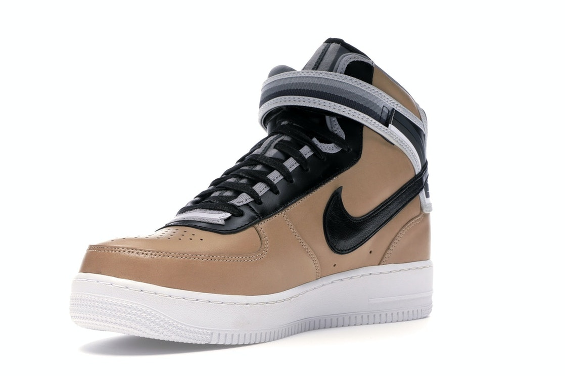 official photos ec7c5 36d75 Air Force 1 Mid Tisci Tan - 677130-200