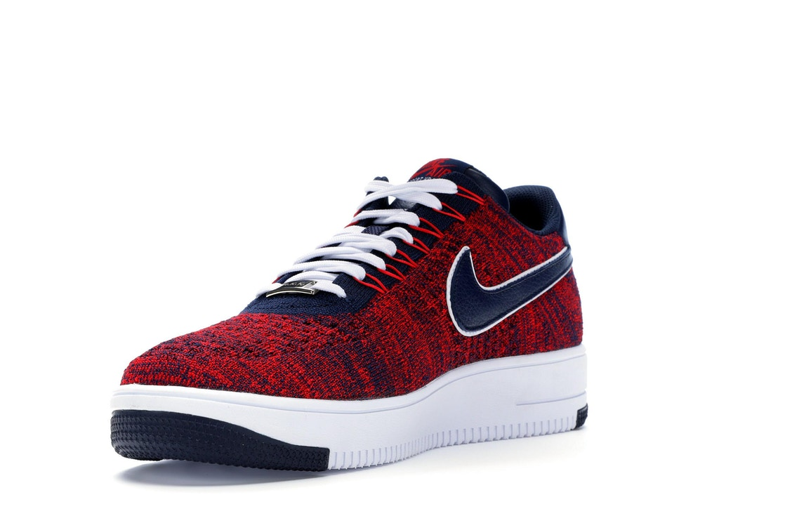 84c2a280fe8 Air Force 1 Ultra Flyknit Low RKK New England Patriots (2018) - AH8425-600