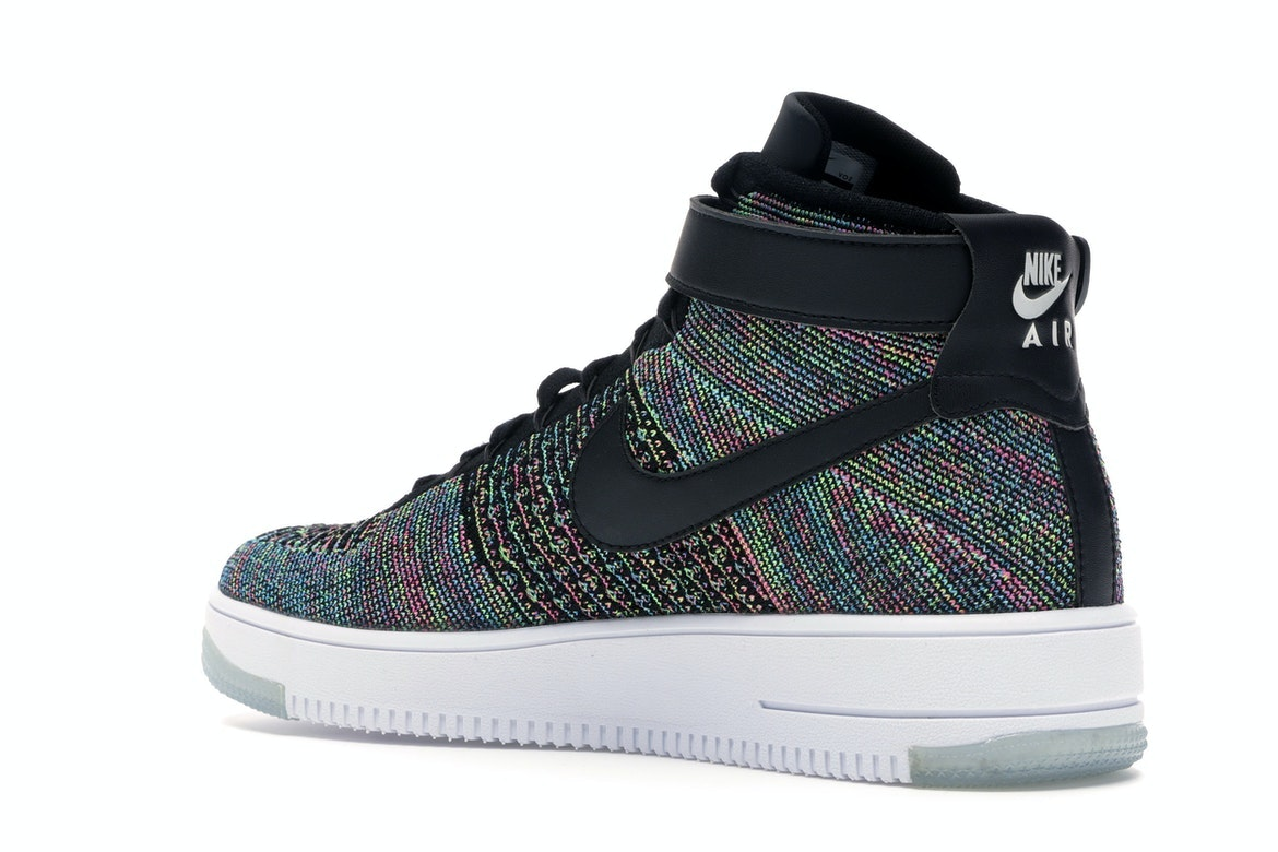Nike Air Force 1 Ultra Flyknit Mid Multi Color 2.0