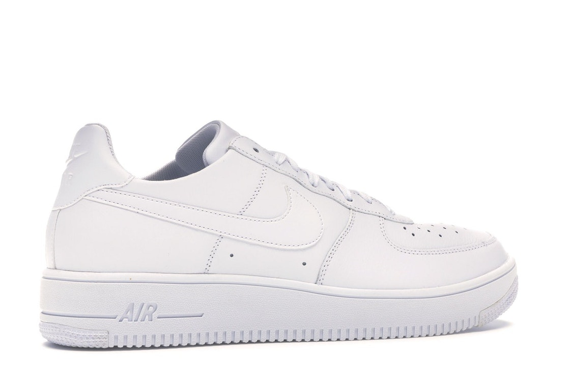 size 40 f6ed2 7e162 Air Force 1 Ultraforce Low Triple White - 845052-101