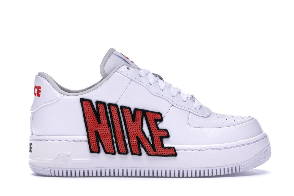 wholesale dealer 48a61 29f13 Air Force 1 Upstep Force Is Female White (W)