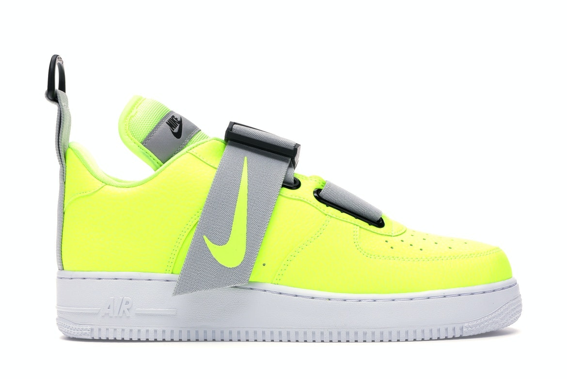 Nike Air Force 1 Utility Volt - AO1531-700