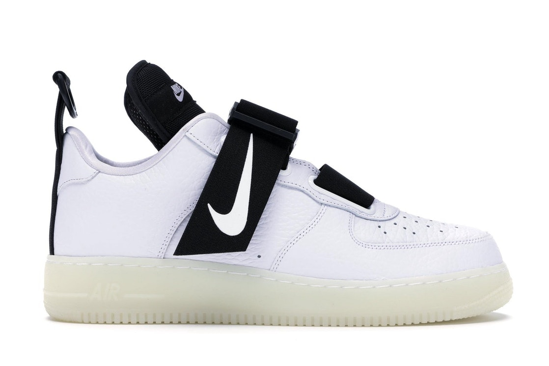Sell. or Ask. Size 9. View All Bids. Air Force 1 Utility White Black 0f6fc4f4c