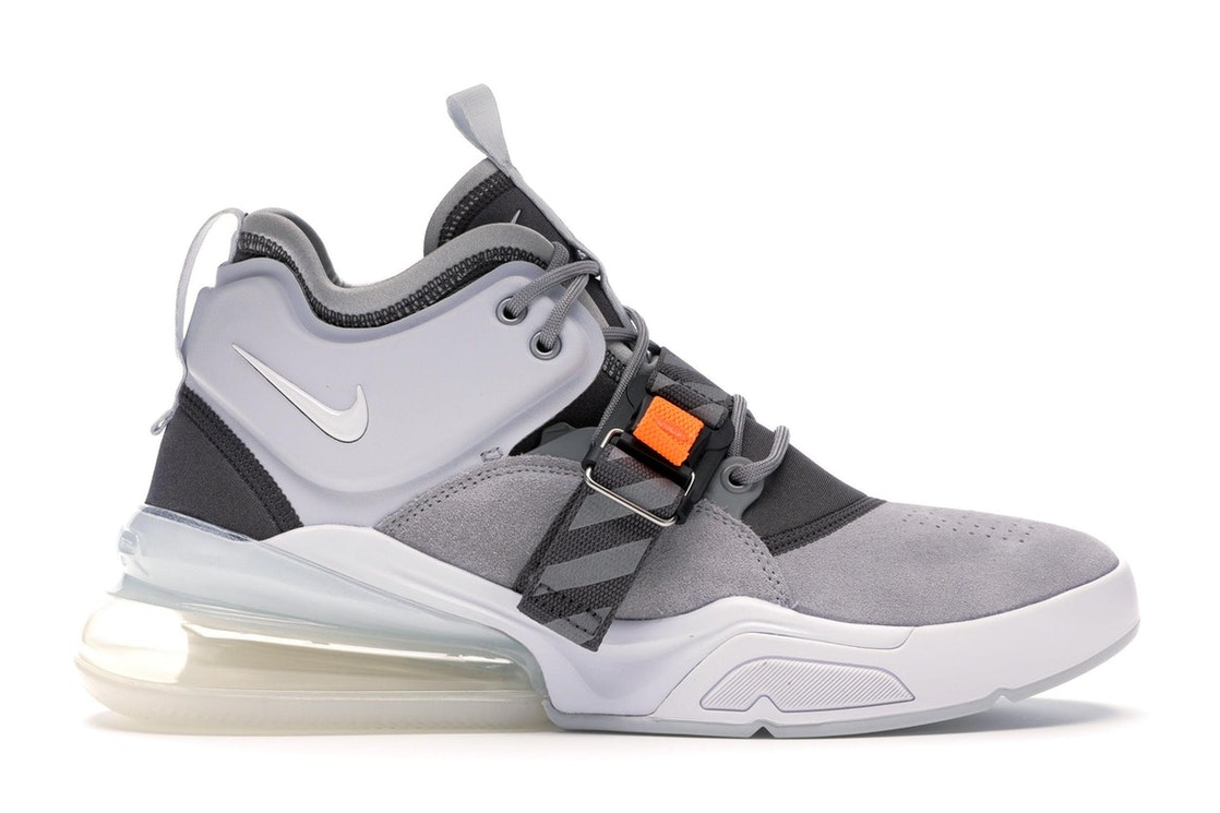 best sneakers 97630 8f8da Air Force 270 Wolf Grey