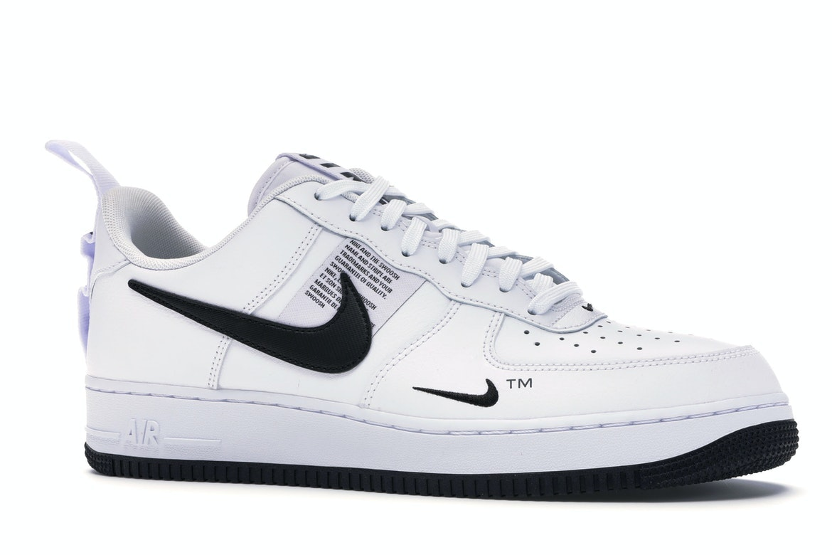 Air Force One LV8 UL Utility White