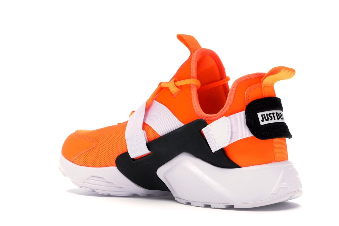 new concept cfded 91b56 Air Huarache City Low Just Do It Pack Orange (W)