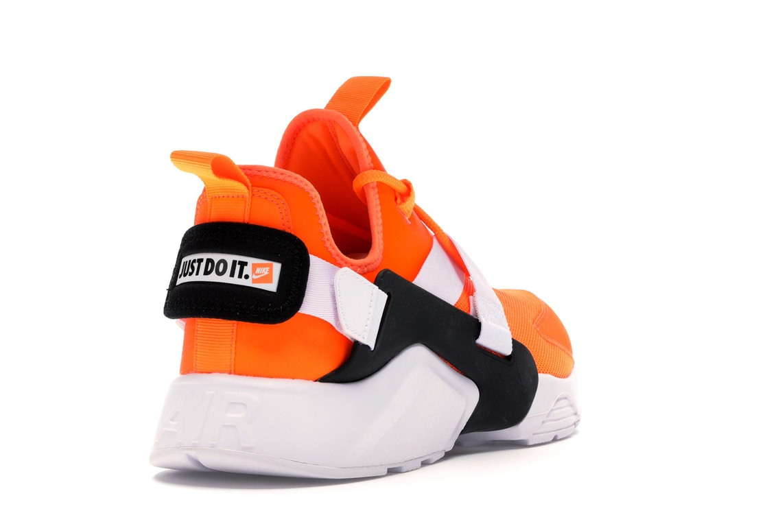 finest selection aa477 cc937 Air Huarache City Low Just Do It Pack Orange (W) - AO3140-800