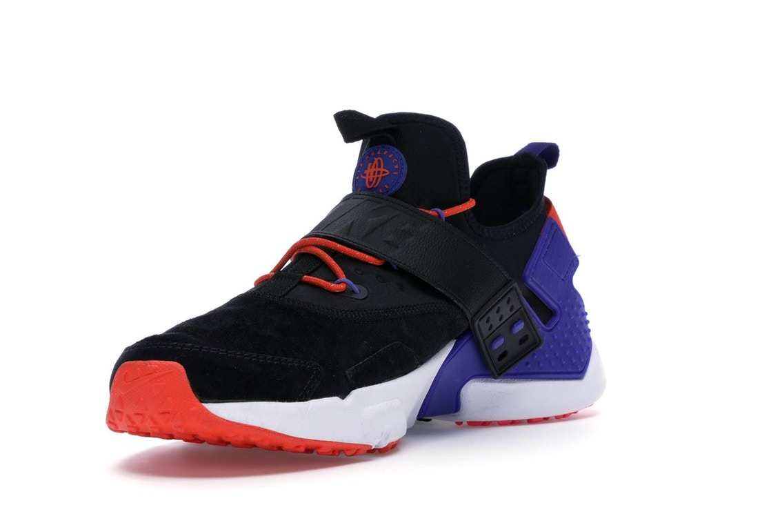 6e1fbcb06d0 Air Huarache Drift Black Rush Violet - AH7335-002