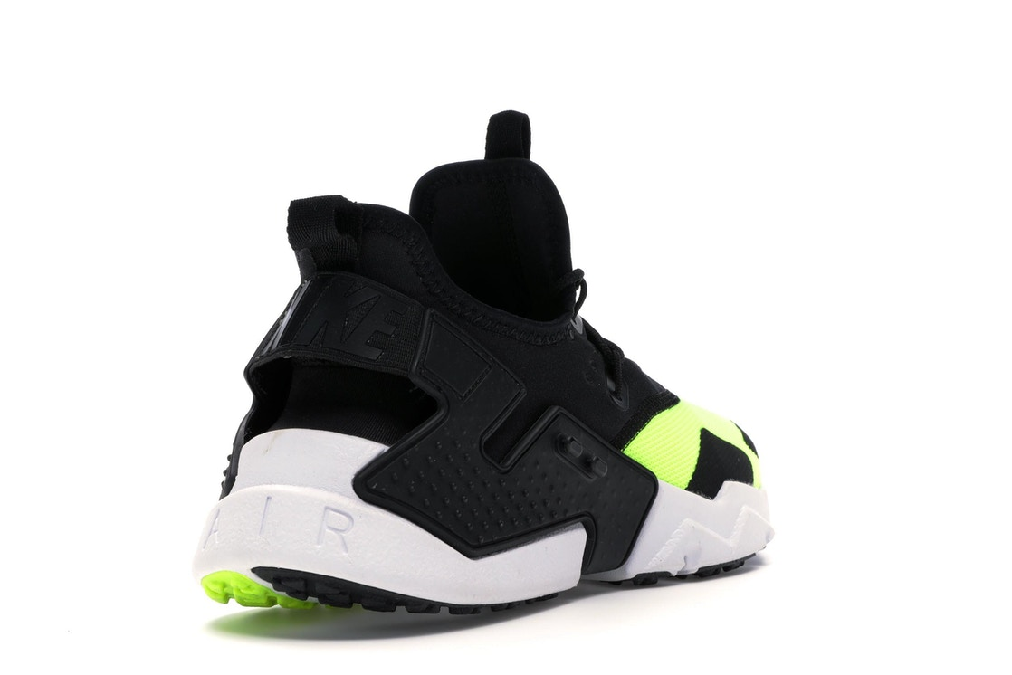 new product e2d86 57f68 Air Huarache Drift Black Volt - AH7334-700